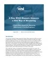 Aspen WSI service to ERs metric concept paper 080416 TM-01
