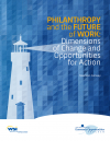 Philanthropy and the Future of Work