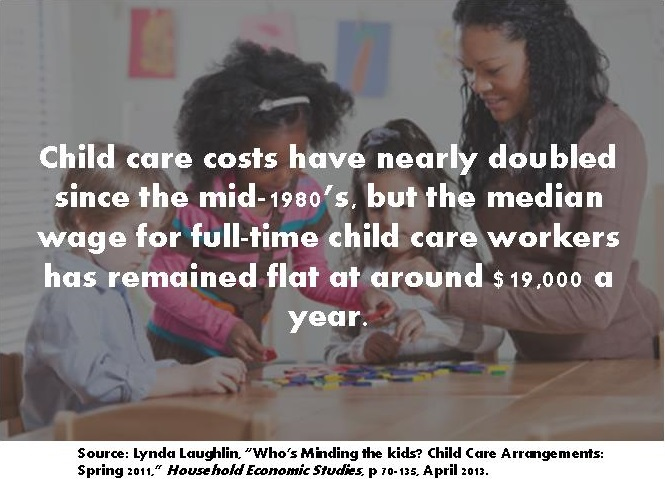 child care kids and quote